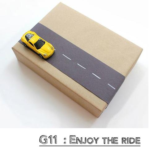 Enjoy The Ride Wrap