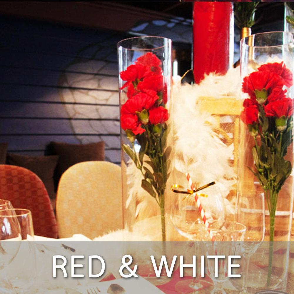 Red White Theme