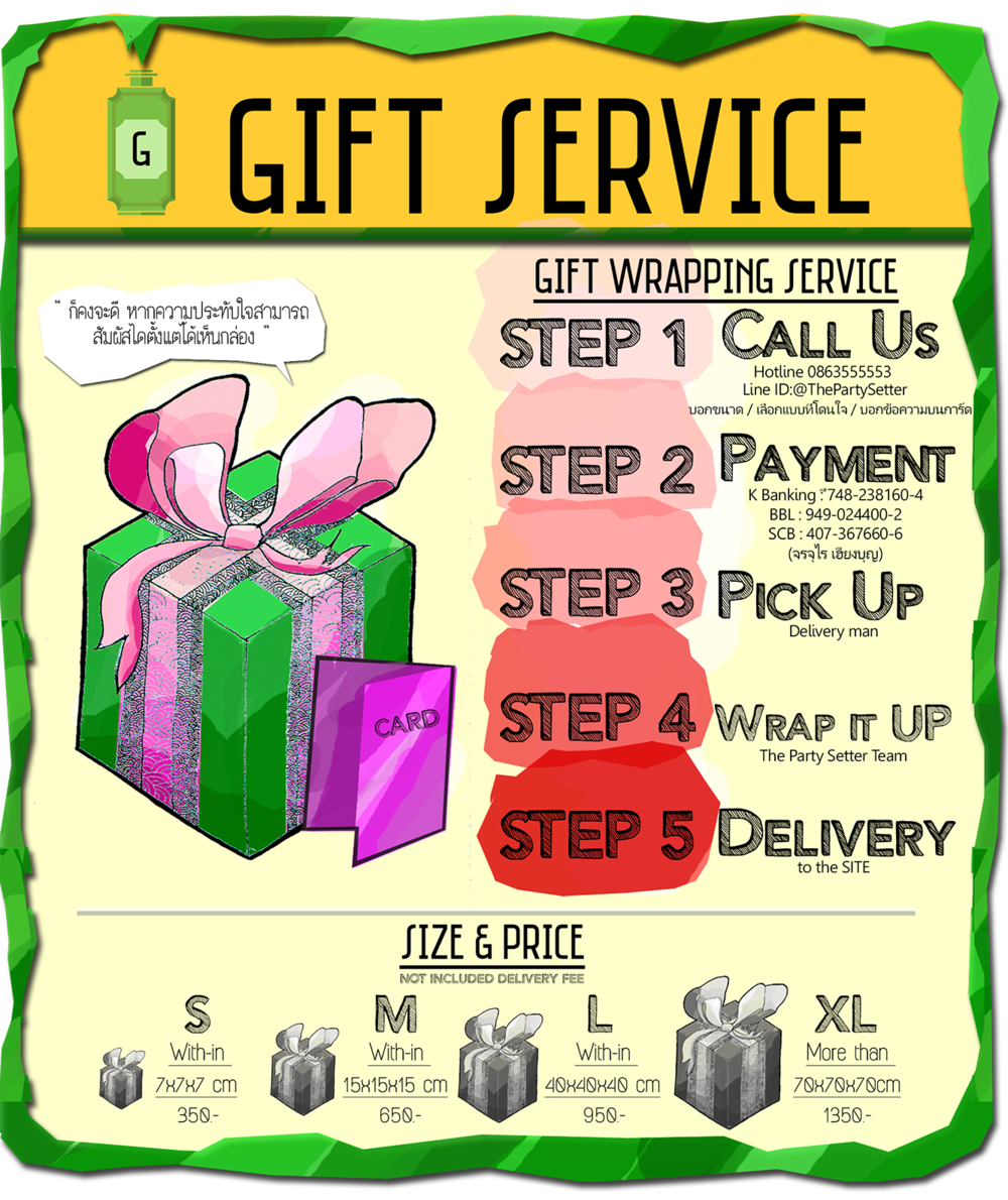 GiftService