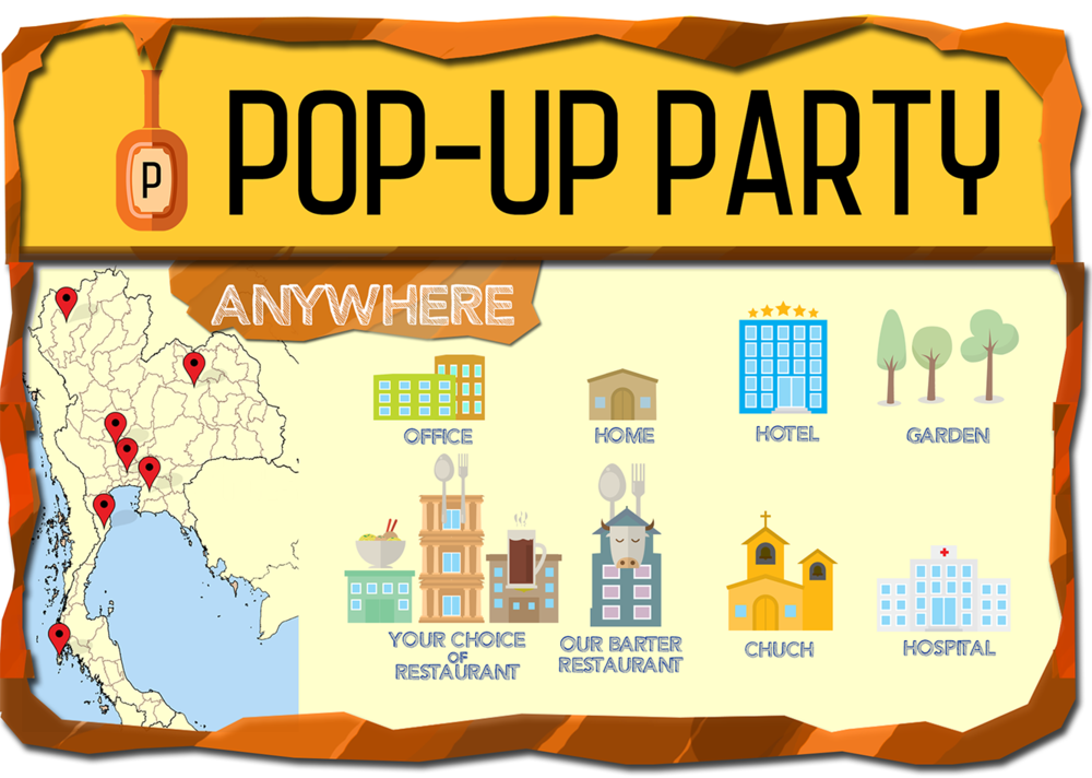 Pop-up-Restaurant