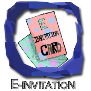 Copy of E-invitation