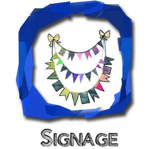 Copy of Signage