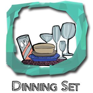 Copy of Dinning set