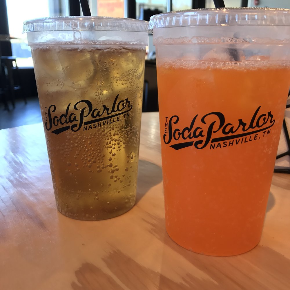 The Soda Parlor in Nashville, TN