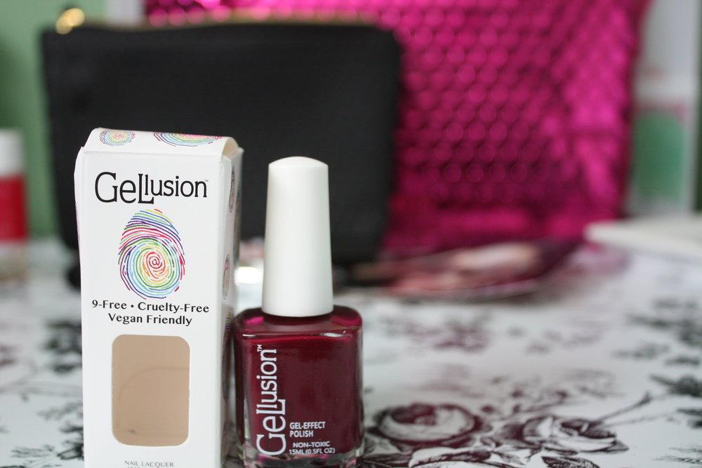 P.R.M.I.T Beauty GELlusion polish in Capricorn