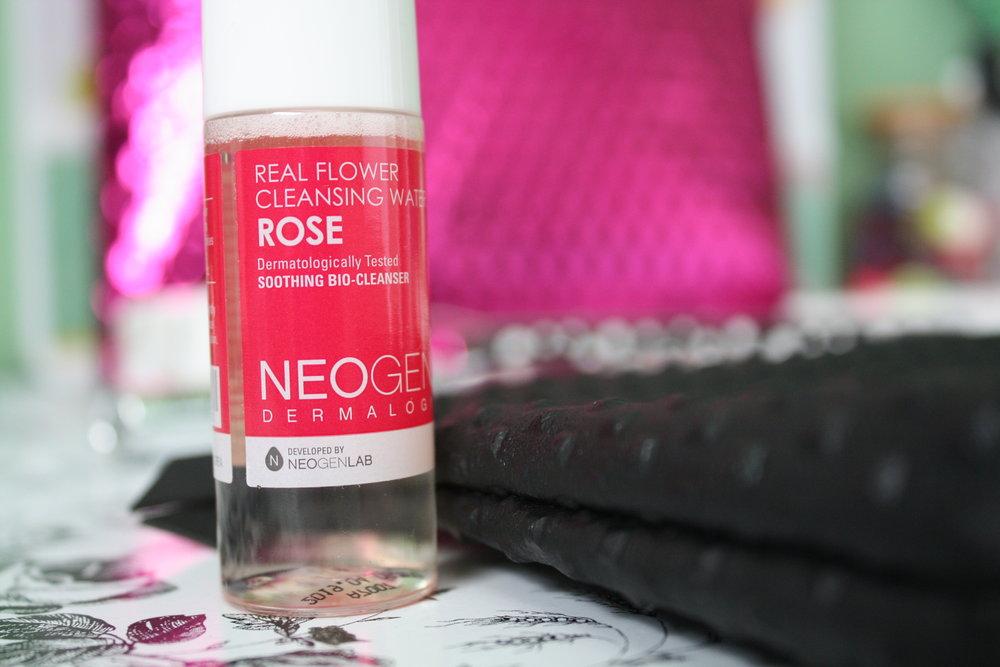 NEOGEN Dermatology Real Flower Cleansing Water ROSE