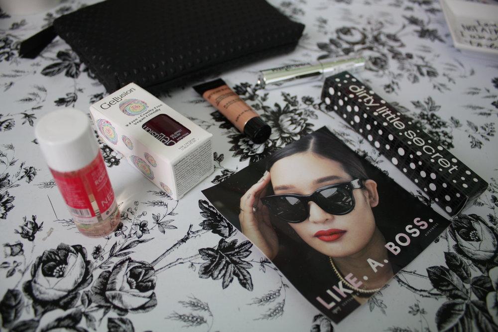 September Ipsy Glam Bag Review