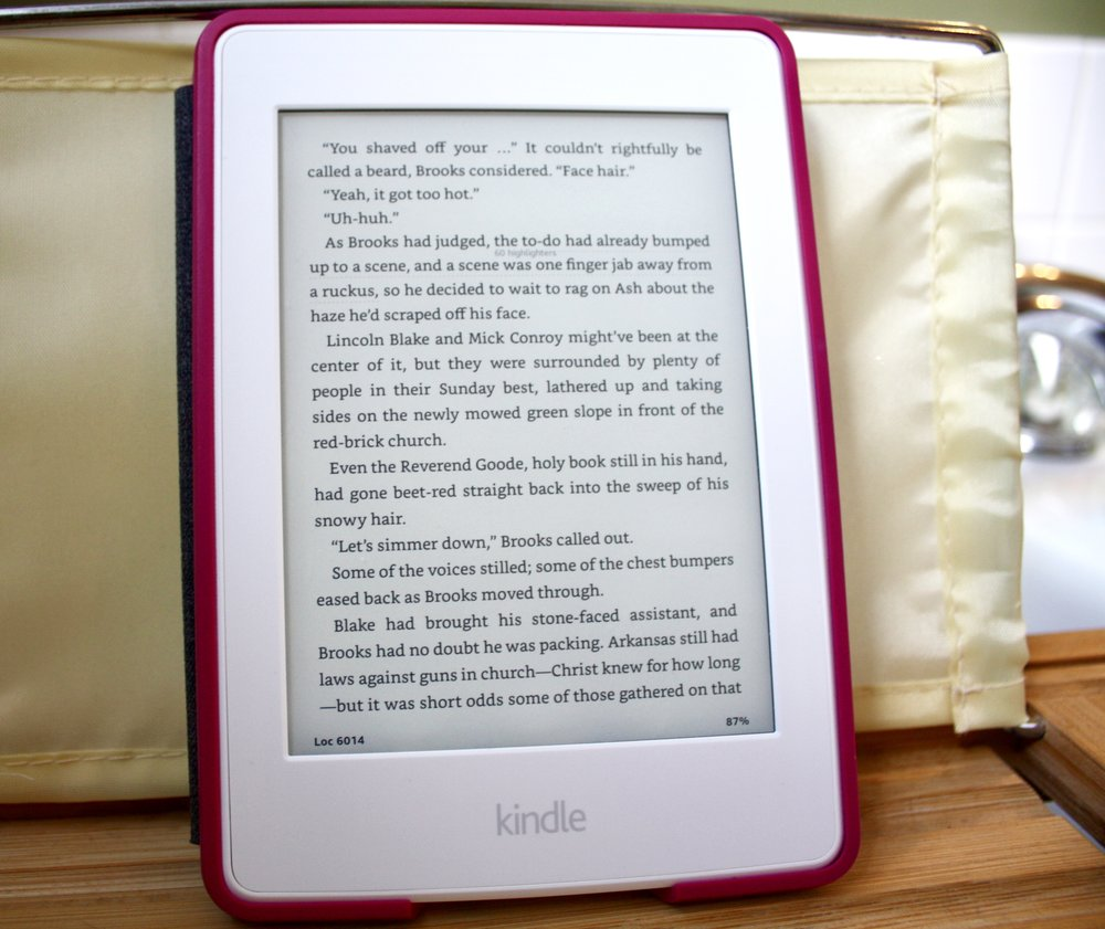 Kindle Paperwhite from Amazon