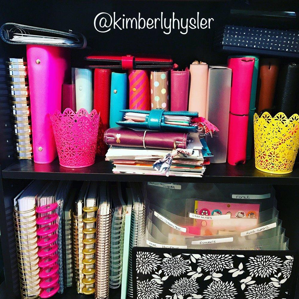 Planner Shelf