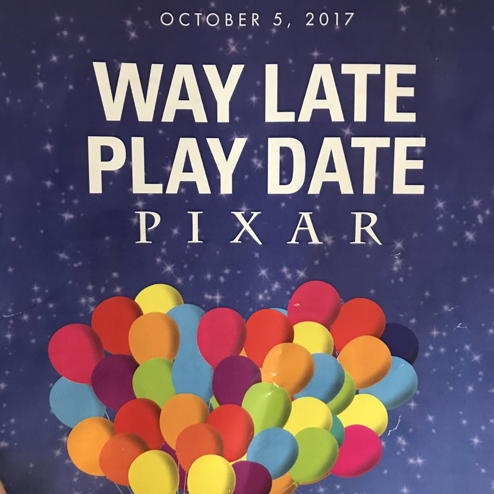 Way Late Play Date