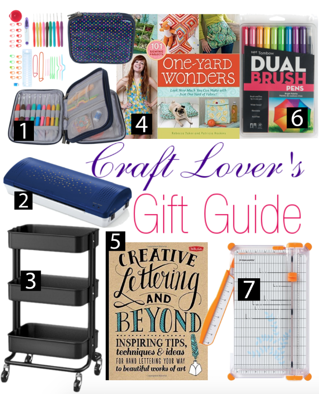 Craft Lover's Gift Guide