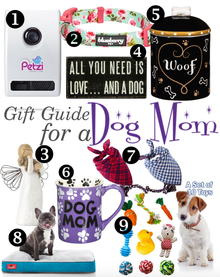 Gift Guide Dog Mom