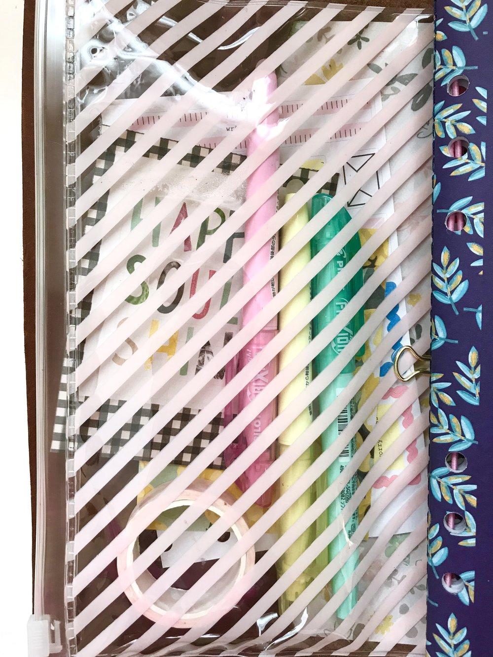 Kikki-K Pencil Case