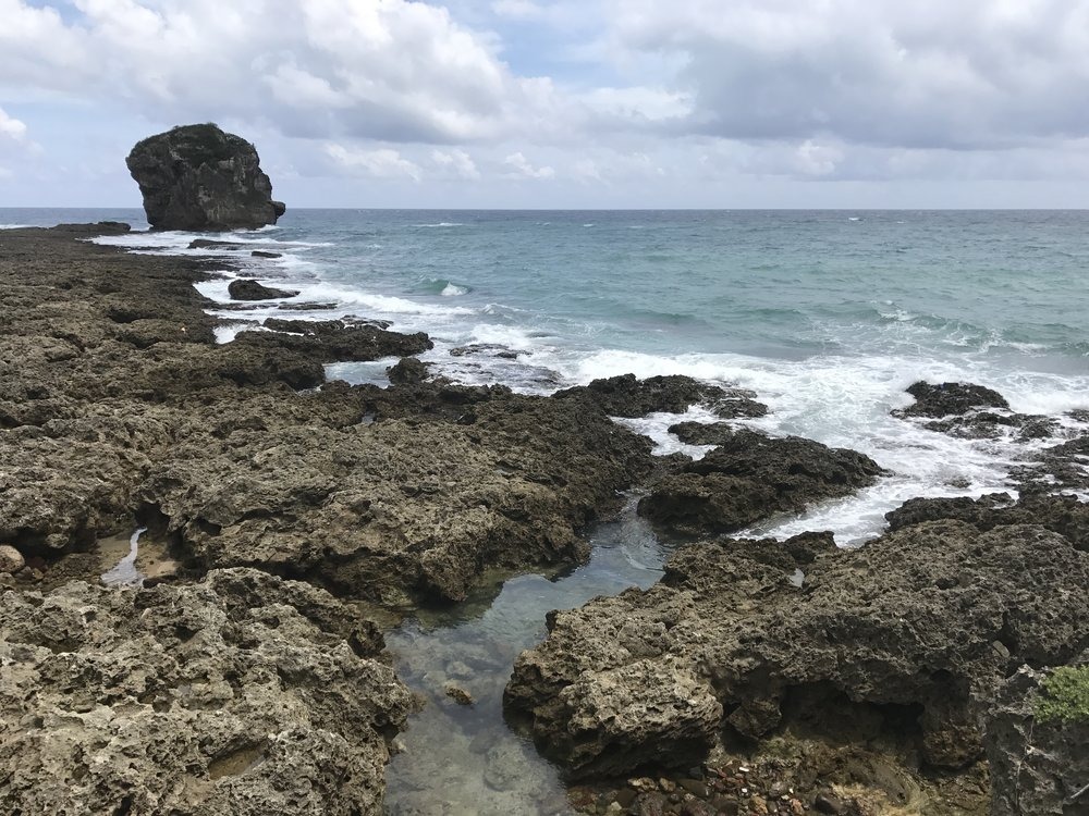 Sail Rock in Kenting