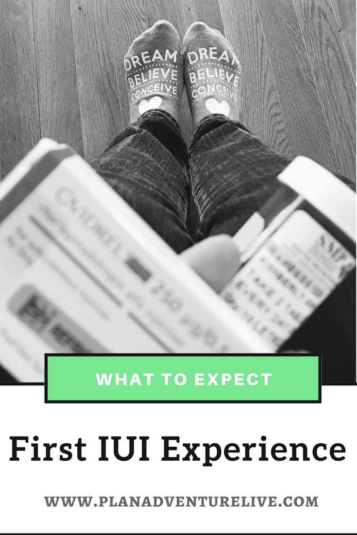 What to expect: First IUI
