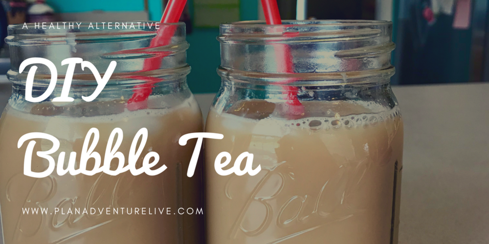DIY Bubble Tea Alternative