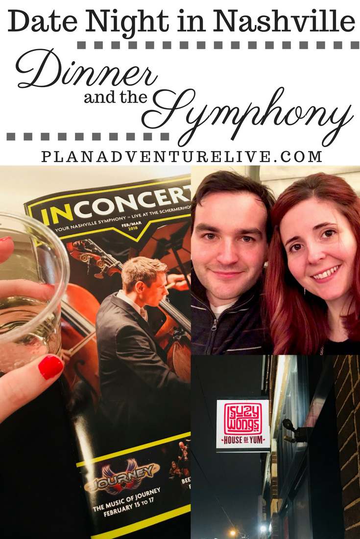 Date Night in Nashville: The Symphony