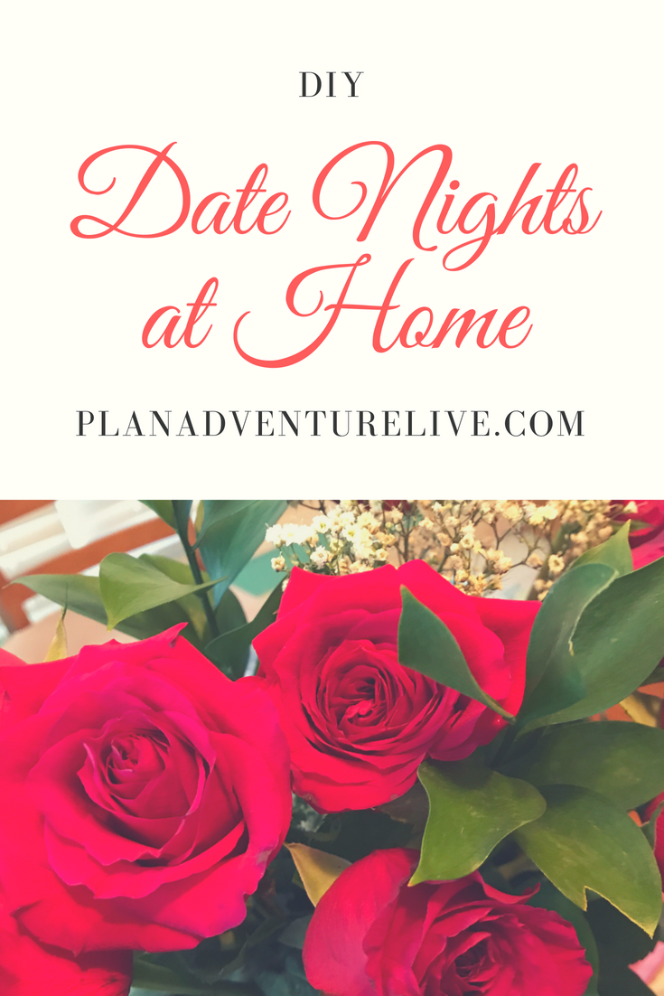 DIY Date Nights At Home