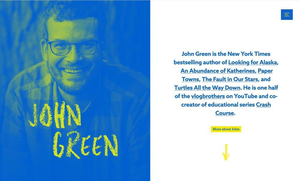 John Green -