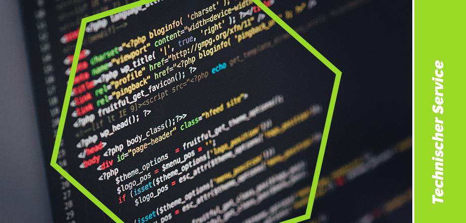 Technischer Service für Ihre Digital Marketing Maßnahmen