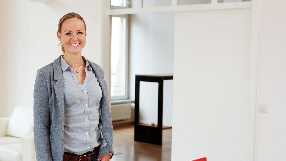 Unit Director Claudia Baacke