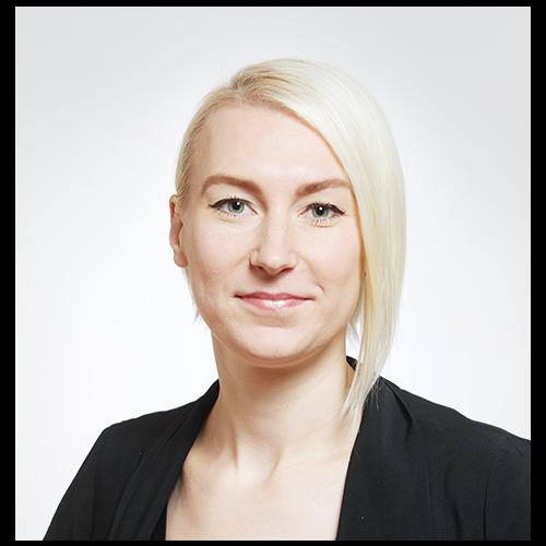 Helen Ots Digital Marketing Managerin