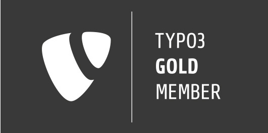 rekordmarke ist TYPO3 Gold Member