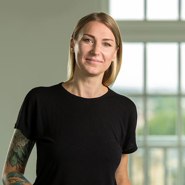 Helen Ots, Senior Digital Marketing Managerin bei rekordmarke