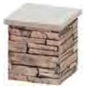 """24"""" Stone Bases (4)"""