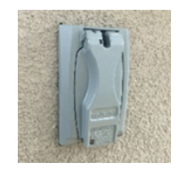 External Electrical Outlet HWO-EEO