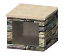 Wood Box (Pair)