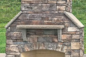 Stone Mantle -