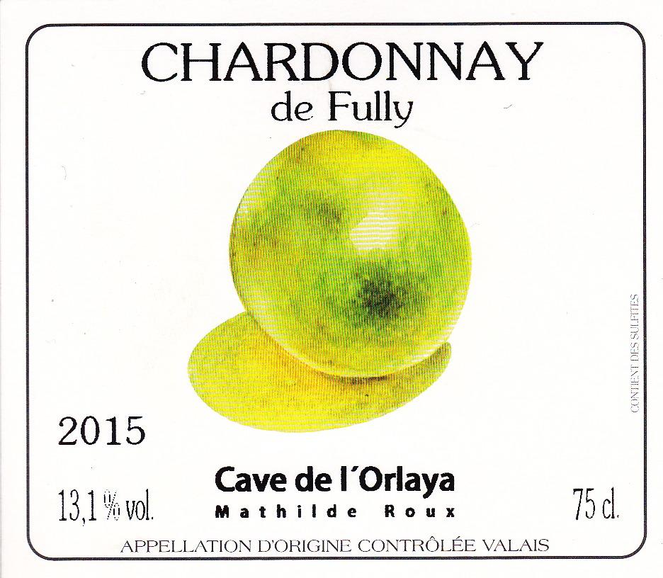 CHARDONNAY DE FULLY