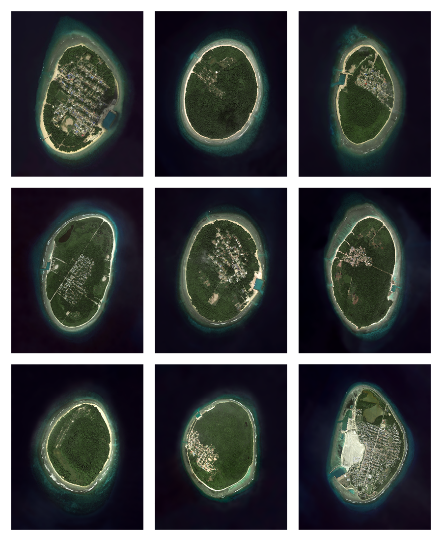 Typologies I (Islands) , 2015