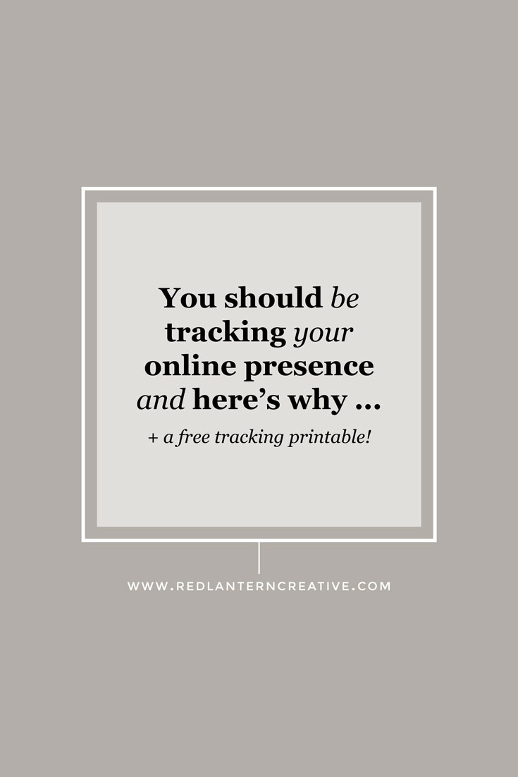 You Should Be Tracking Your Online Presence and Here's Why ...