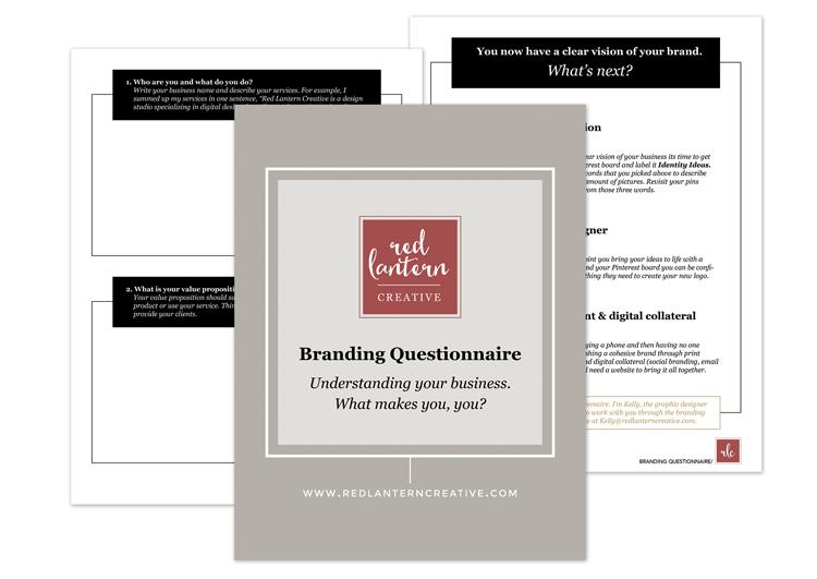 Branding Questionnaire