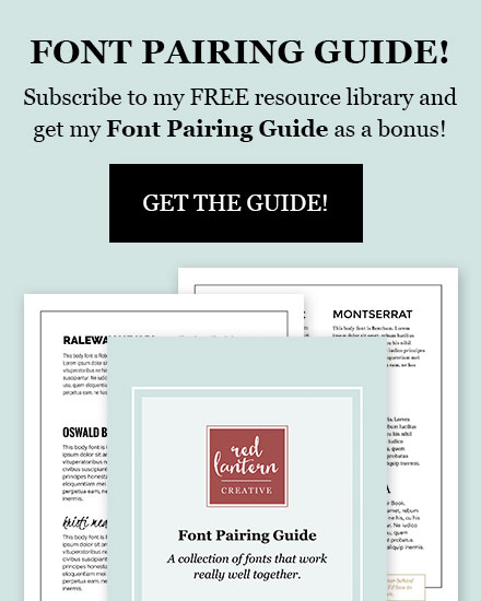 Subscribe and get my Fon Pairing Guide