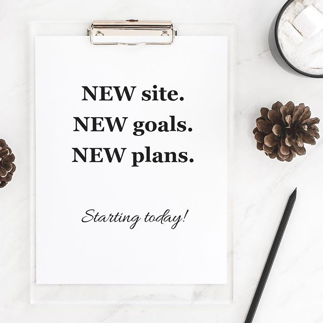 "I'm sooooo excited to announce the launch of my NEW and improved website today! Take a look 👉 https://buff.ly/2CI05TN⠀ ⠀ NEW site:⠀ So why the redesign you ask? Simply my old website wasn't catering to all my clients. I've evolved as a business owner. Tried new things (created courses), worked with a lot of businesses (small startups and large Fortune 500 companies). My new site differentiates the two business types and makes it WAY EASIER to see how I could best help.⠀ ⠀ NEW goals:⠀ This year I want more 1:1 with my customers. For startups and small businesses I don't want you to just be a name on my email list. I want to know who you are, what your business is, and how I can help you achieve your goals. For large companies I want to become your remote team member and feel like I'm part of your working family.⠀ ⠀ NEW plans:⠀ To achieve my goals I'm doing a few things different ...⠀ 1. I started a Facebook group ""Successful Startups"" to help those of you just starting out to have an outlet to share your ideas, struggles and to get helpful advice from me and others in your same boat. (I'm so excited to meet you!)⠀ ⠀ 2. For my enterprise level customers I've created a more simplistic way to work with me. Instead of a bunch of freelance projects and multiple invoices I'm trying something new and creating retainer packages so I can dedicate more time your business.⠀ ⠀ 3. I'm trying something new on social media. Hello Instagram! I'm naturally not a social sharer so Instagram was always a struggle for me. In this evolving world I know you'd rather me open up a bit and be more transparent with my work, thoughts and personal life soooooo I'm going to be more social on Instagram.⠀ ⠀ Let me know what you think about my new plans and go and check out my new site 💻  https://buff.ly/2CI05TN⠀ ⠀ Happy 2019!!!!"