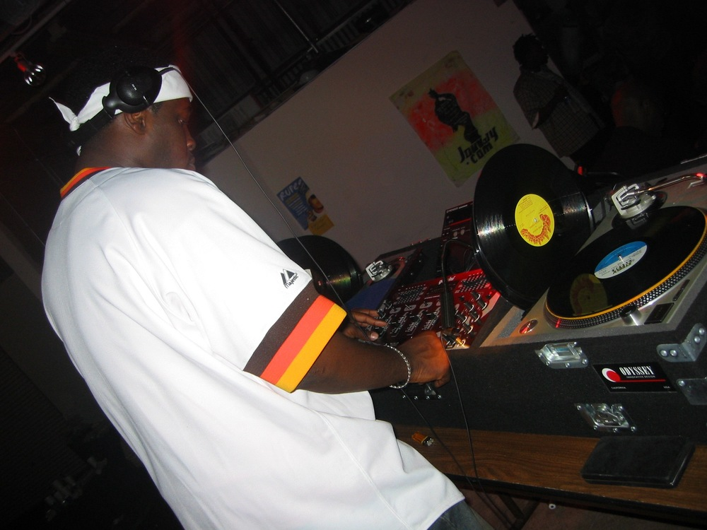 Complex Spinning in Oakland years ago.