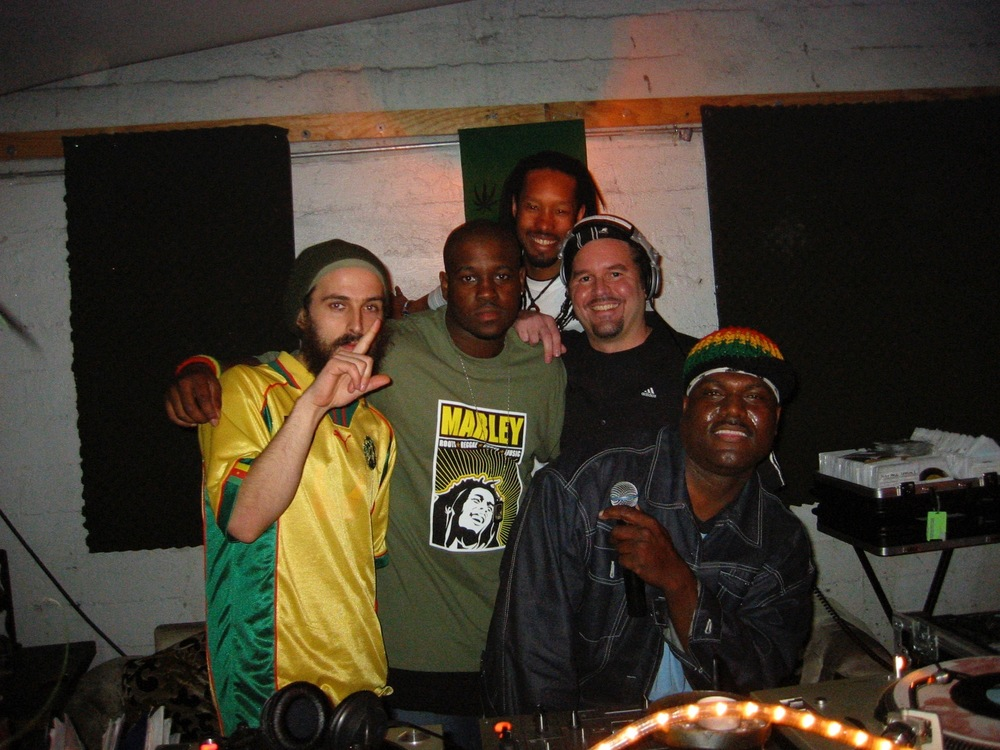 Irie Dole, DJ Polo, EngineRoom,