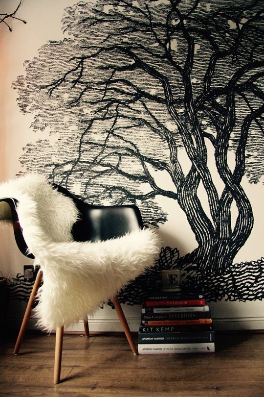 tree mural and chair.jpg