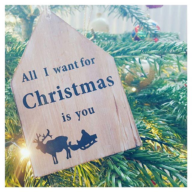 Rigtig glædelig jul ❤ Jeg håber, at der venter jer masser af nye læseeventyr under juletræet 🎁 #christmas2016 #alliwantforchristmas #instachristmas #merrychristmas