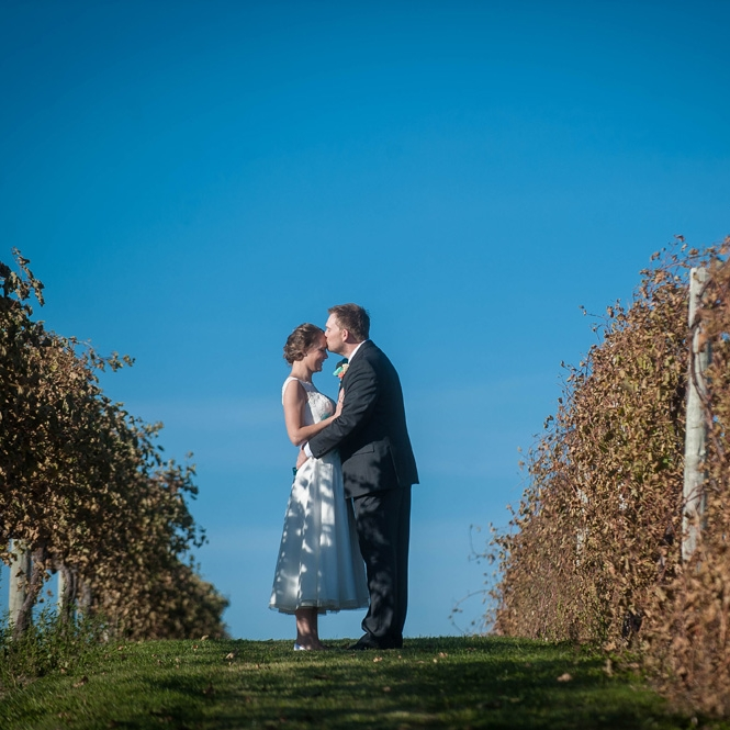 Lindsey + Nathan  |  Cannon River Winery