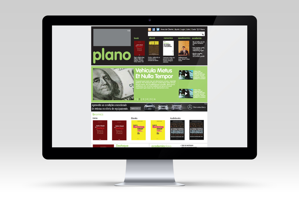 Website Plano