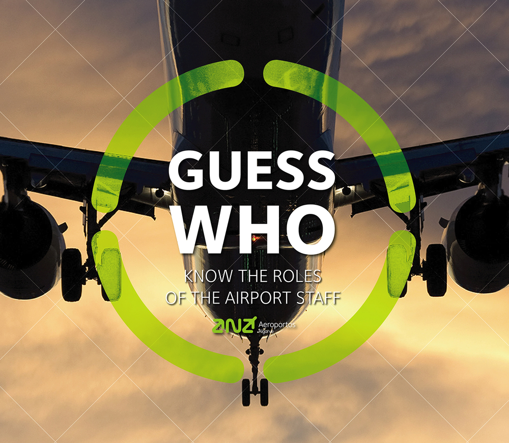 In your way through the airport, can you identify all the professionals    who work so that your fligts run the best way?    Have a look at our new exposition and discover Who is Who!