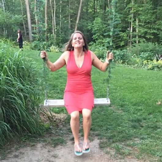 Candice Brown, M.Sc., B.Sc., CSEP Certified Exercise Physiologist, Registered Yoga Teacher (Yoga Alliance).