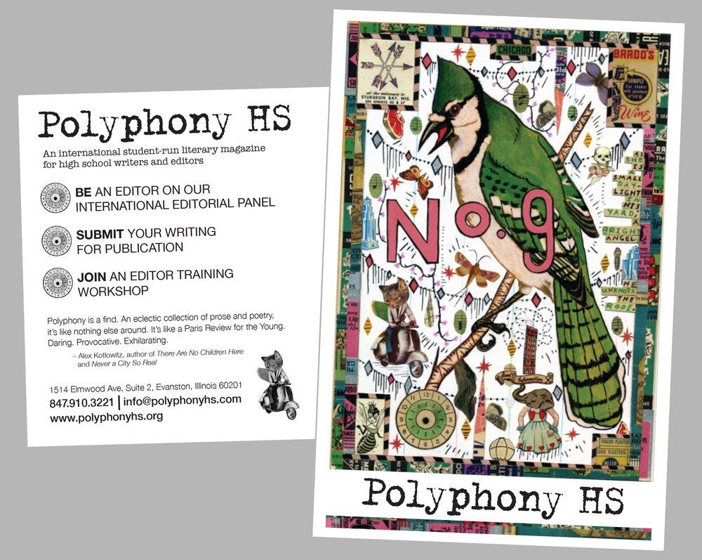 POLYPHONY HS MAGAZINE
