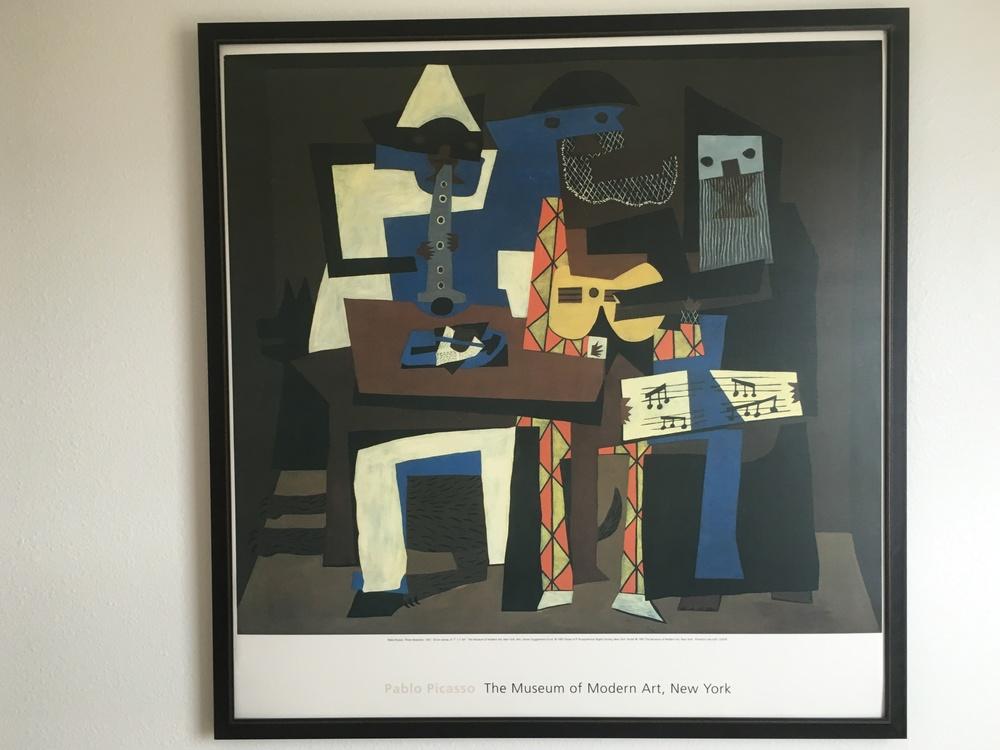 Pablo Picasso, a true maverick.