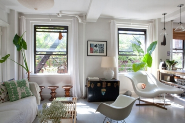 Liberty Lausterer for Design*Sponge, New York City Home