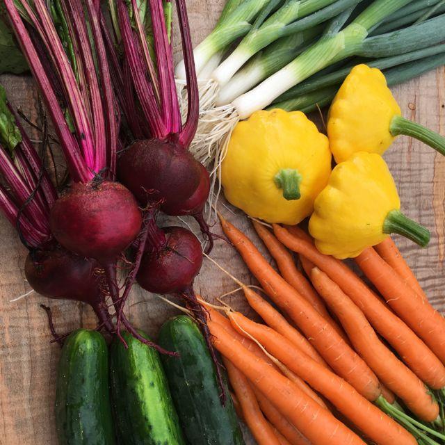 FARM FRESH - Vegetables